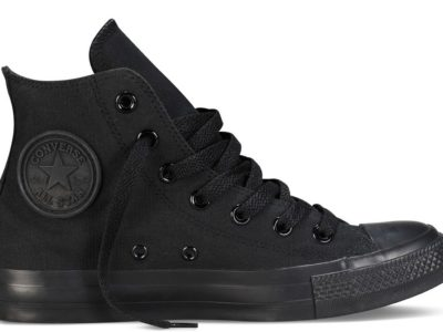 Кеды Converse Chuck Taylor All Star High черные